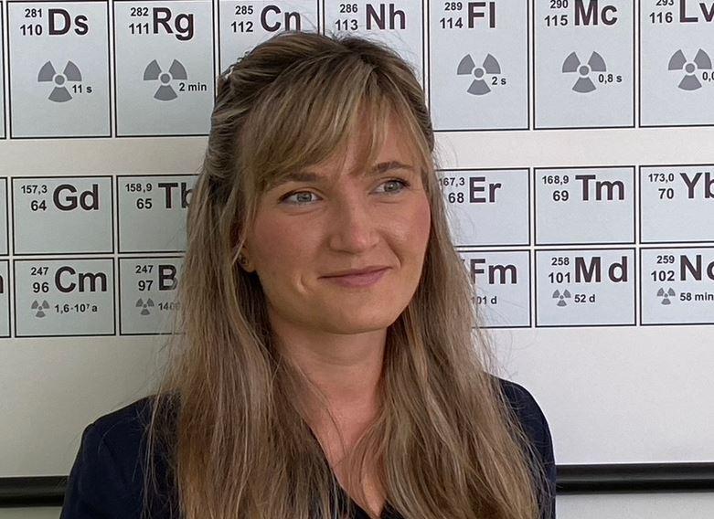 Jacqueline Halbe